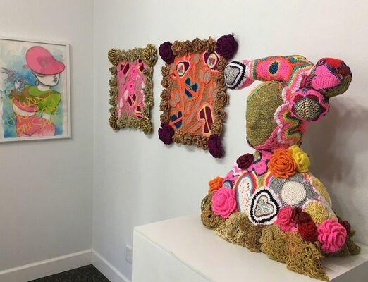 Rare Cats, installation view