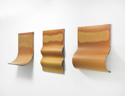 Dorian Gaudin/Martin Roth - UNTITLEDS, installation view