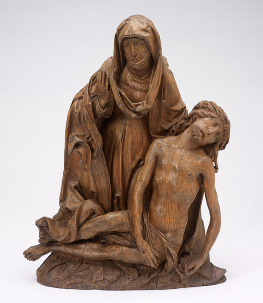 Tilman Riemenschneider, 'Pietà', ca. 1515 -1525