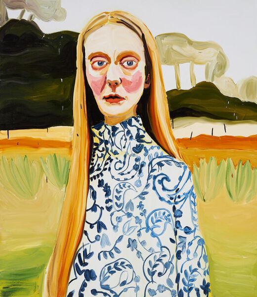 Jenni Hiltunen, 'August', 2019