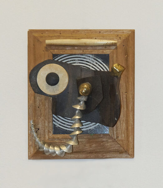Tyrone Mitchell, 'Eye of a Frame', 2014