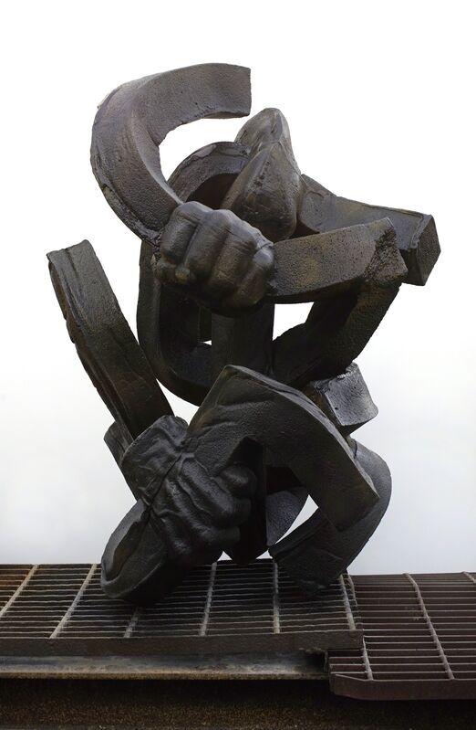 Catharine Czudej, 'Pump 2', 2015, Sculpture, Cast Iron, Office Baroque