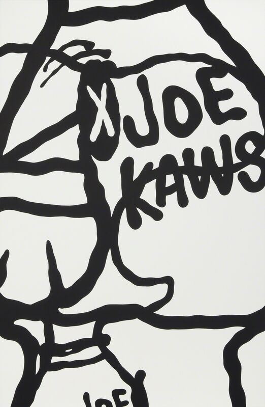 KAWS, 'Untitled (MBFU3)', 2015, Painting, Acrylic on canvas, Julien's Auctions