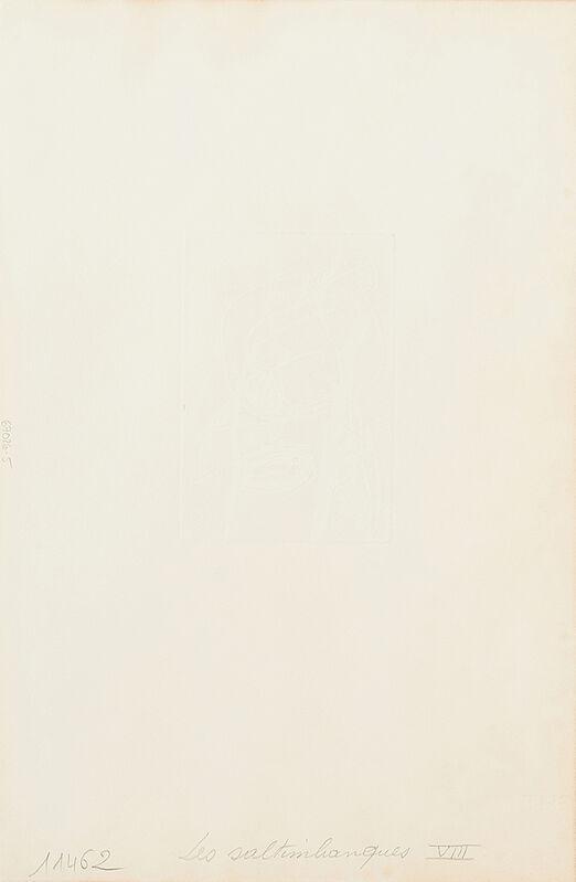 Joan Miró, 'Les Saltimbanques', 1975, Print, Etching on vellum, Invertirenarte.es