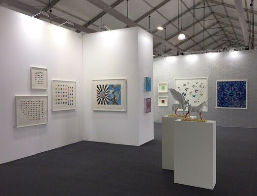Other Criteria at Art Central 2017, installation view