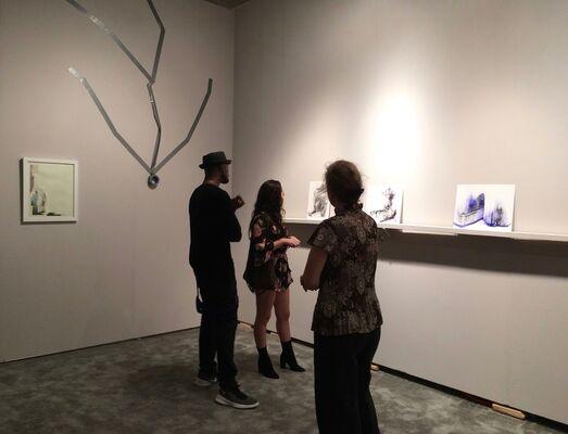 Robert Kananaj Gallery at Art Concept, installation view