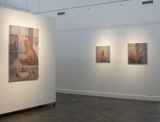 Simon Andrew / Daniel Hughes, installation view