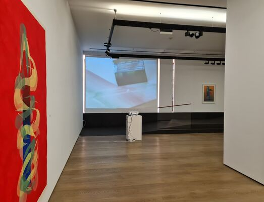 Broto... On paper, installation view