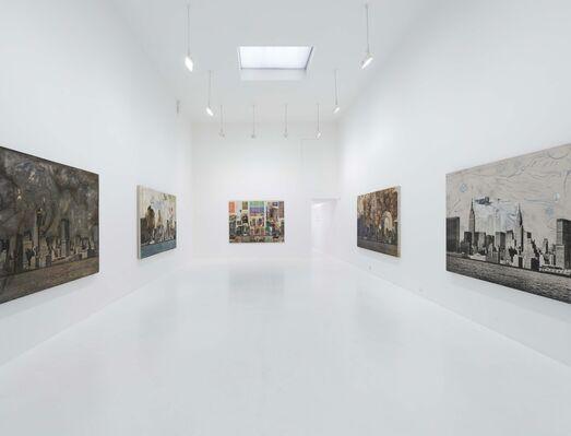 Anita Steckel, Anita of New York, installation view