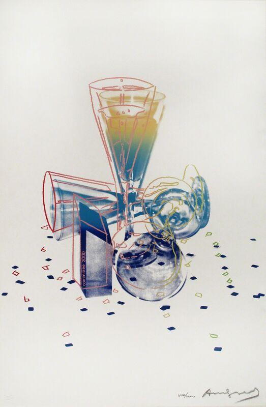 Andy Warhol, 'Committee 2000', 1982, Print, Screenprint on Lennox Museum Board, Woodward Gallery