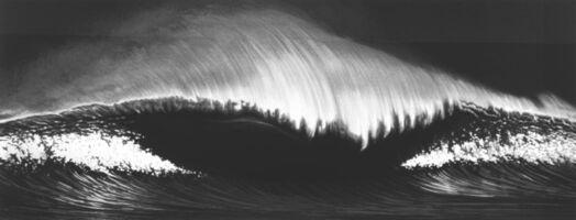 Robert Longo, 'Wave', 2003