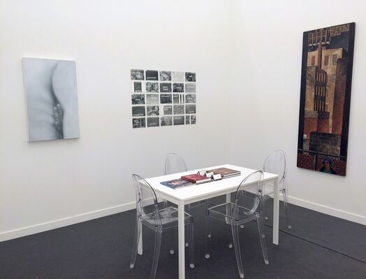 P.P.O.W at Frieze New York 2016, installation view
