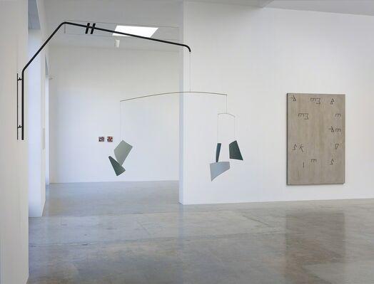 Concrete Islands, installation view