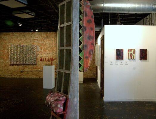 Chance Dunlap: Oklahoma Breakdown, installation view