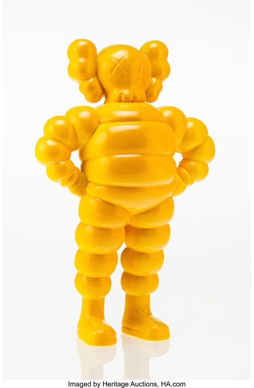 KAWS, 'Chum (Yellow)', 2002, Other, Painted cast resin, Heritage Auctions
