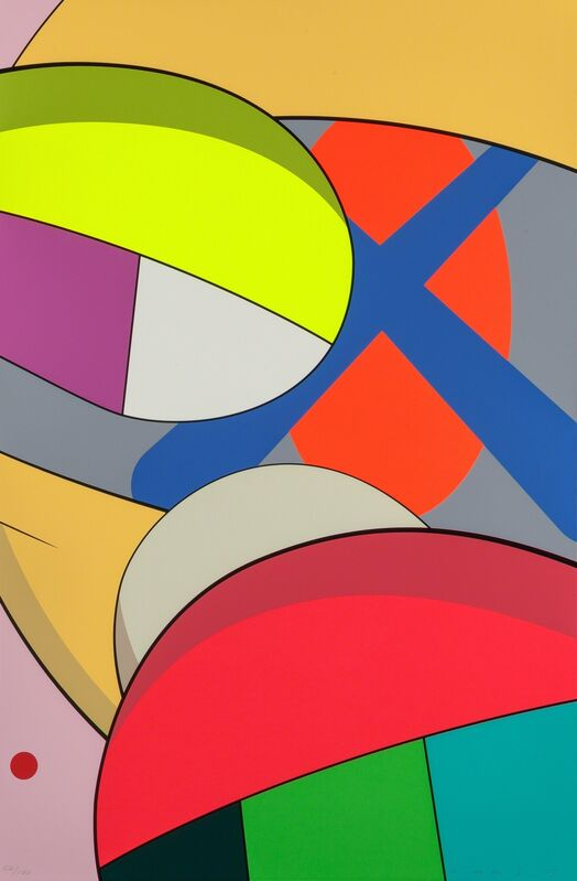 KAWS, 'From No Reply (two works)', 2015, Print, Silkscreen on paper (each), Heritage Auctions