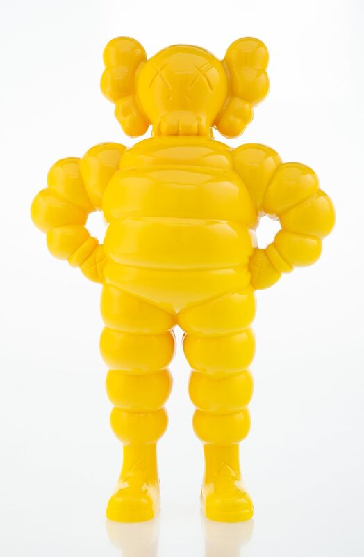 KAWS, 'Chum (Yellow)', 2002, Sculpture, Cast resin, Heritage Auctions