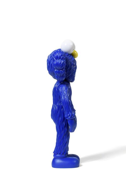 KAWS, 'BFF (Blue)', 2017, Sculpture, Painted cast vinyl, DIGARD AUCTION