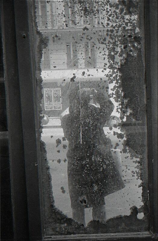 Daido Moriyama, 'A Tale of 2 Cities, FIN (PARIS)', 1989/2013, Photography, Silver gelatin print, Simon Lee Gallery