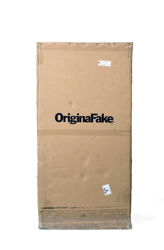 KAWS, 'FOUR FOOT DISSECTED COMPANION (Grey)', 2009, Sculpture, Painted cast vinyl, DIGARD AUCTION