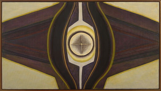 Ida Kohlmeyer, 'Cloistered No. 9', 1969