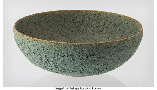 Gertrud Natzler, 'Pale Green Bowl', circa 1950