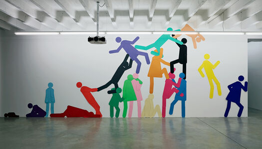 Lars Arrhenius, 'Society Theater', 2010