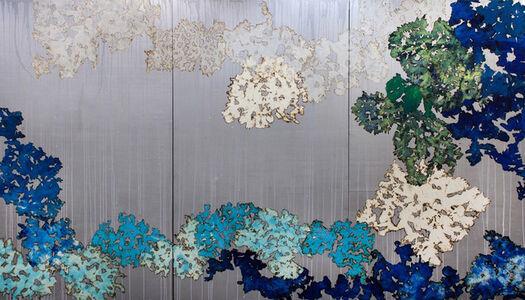 Mira Lehr, 'Ocean Rain', 2019