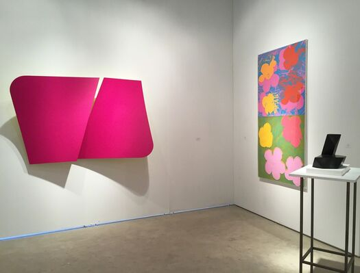 David Klein Gallery at Art Miami 2016, installation view