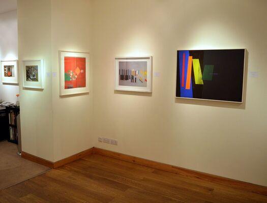 Wilhelmina Barns-Graham, installation view