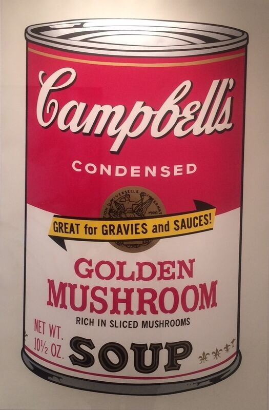 Andy Warhol, 'Campbell's Soup II', 1969, Print, Screenprint on paper, Gallery HAAS & GSCHWANDTNER