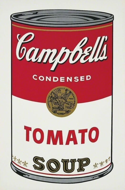 Andy Warhol, 'Tomato Soup, from Campbell's Soup I (F. & S. II.46)', 1968, Print, Screenprint in colors on wove paper, David Benrimon Fine Art