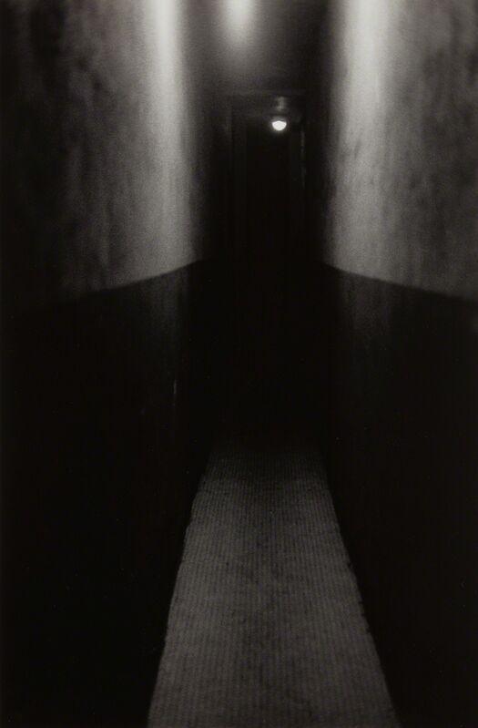 Roy DeCarava, 'Hallway, New York', 1953-printed later, Photography, Gelatin silver print, Phillips
