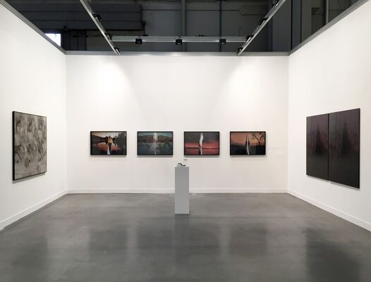 the Goma at miart 2017, installation view