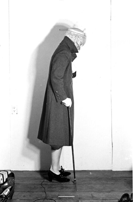 Cindy Sherman, 'Untitled #440', 1976-2005, Photography, Black and white photograph, Mireille Mosler Ltd.