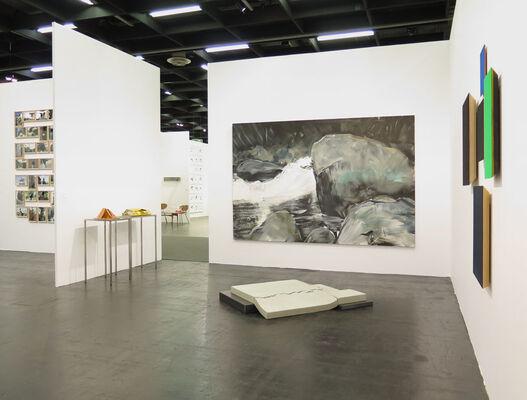 Galerie nächst St. Stephan Rosemarie Schwarzwälder at Art Cologne 2015, installation view