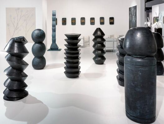 Werkhallen / Obermann / Burkhard GbR at Cologne Fine Art 2016, installation view