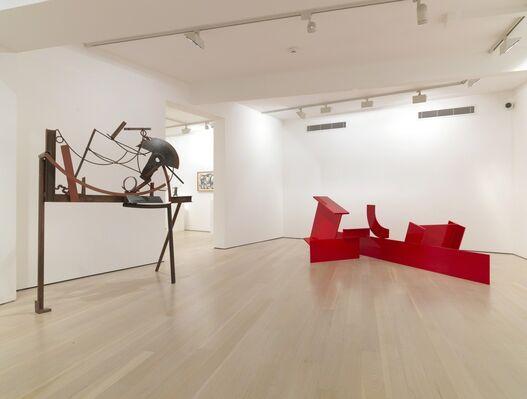 Anthony Caro 'Seven Decades', installation view