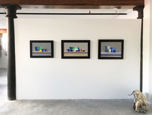 Clark Gallery at Palm Beach Modern + Contemporary  |  Art Wynwood, installation view
