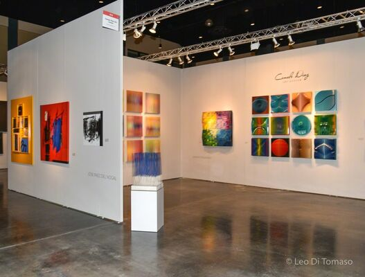 Canale Diaz Art Center at Art Palm Beach 2016, installation view