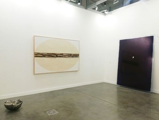 Studio Trisorio at miart 2018, installation view