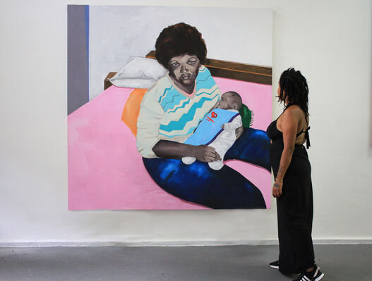 Portas Vilaseca Galeria at UNTITLED, ART Miami Beach 2020 ...