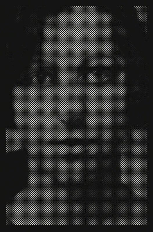 Anne-Karin Furunes, 'Portraits from Archive/ Portrait II', 2013, Print, Cut paper, Pace Prints