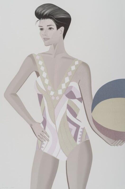 Alex Katz, 'Chance 2 (Darinka) ', 2016, Print, 27-33 colour silkscreen on Saunders Waterford, white, cold press, 300 gsm fine art paper, Nikola Rukaj Gallery