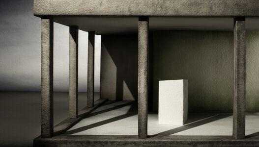 Marco Palmieri, 'Studio per un'Annunciazione (Beato Angelico)', 2016