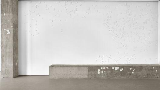 Nadia Kaabi-Linke, 'Mistake-Out Friedrichstadt', 2018
