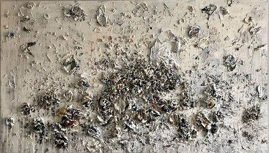 Ismael Lagares, 'White', 2018