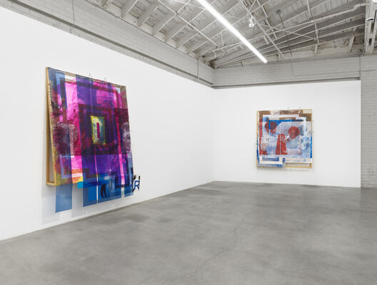 Forever My Lady, installation view