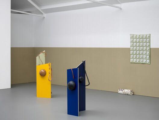 Push Angle, installation view