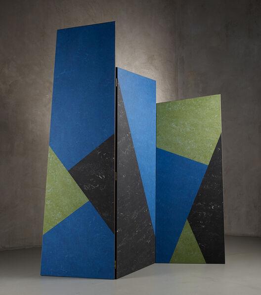 Martino Gamper, 'Paraventissimo 01 e 02 pair of screens', 2014